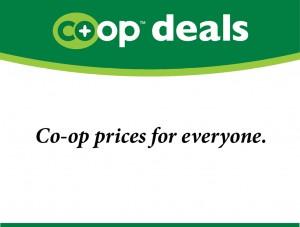 Coop Deals Tag